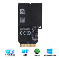 BCM94360CD macOS Native Bluetooth 4.0 WiFi Card 2.4/5GHz 1750Mbps MIMO abgn+ac
