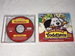 Toddlers Jump Start 2006 Knowledge Adventure CD-ROM WIN/MAC