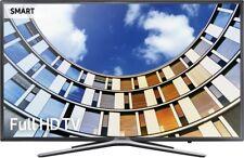 "Samsung UE55M5520AK 55"" Smart Full HD LED TV with Freeview HD (Dark Titan) B+"