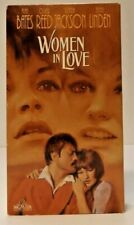 Women in Love VHS (1990) MGM Home Video Oliver Reed Glenda Jackson 1969