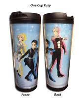 **Legit Cup** Yuri on Ice Victor Yurio Group Dancing Authentic Tumbler Mug#69998