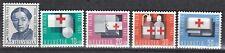 Schweiz 775-79 **, Pro Patria 1963