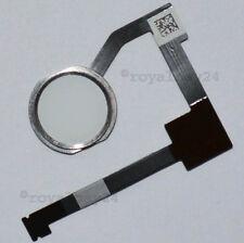 Apple iPad Air 2 Botón De Inicio Blanco/PLATA Touch id-flex CABLE Sensor PLATA