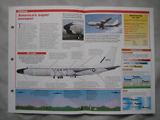 Aircraft of the World Card 30 , Group 5 - Boeing EC/RC-135