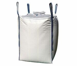 Sacco Big Bag Sacconi 90x90x120 omologati 1500 kg apertura a caramella