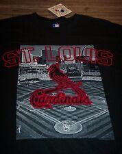 ST. LOUIS CARDINALS MLB BASEBALL T-Shirt XL NEW w/ TAG