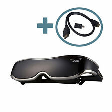 "100"" 1080P HDMI 3D Virtual Glasses Private Theater F Smartphone PC PS3 PS4 Xbox"