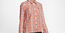 Hurley Wilson Shirt (S) Light Wild Mango