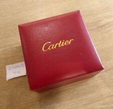 QUALITY VINTAGE CARTIER WRISTWATCH BOX / CASE