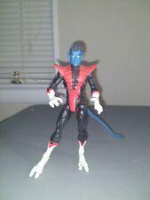 2005 ToyBiz Marvel Legends Galactus Series X-Men Nightcrawler Action Figure