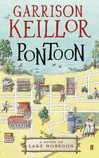 Pontoon: A Lake Wobegon Novel, Garrison Keillor, New Book