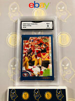 2000 Topps Collection Steve Young #120 - 9 MINT GMA Graded NFL Football Card