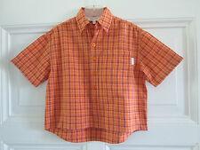 Esprit Kurzarm Hemd - Größe 92 - 98 - Alan Harper Style TAAHM für Kenner + Fans