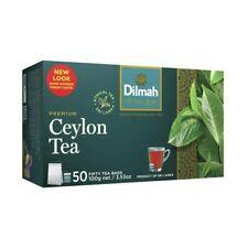 Dilmah Pure Ceylon Premium Tea Bags 50 Pack 100g