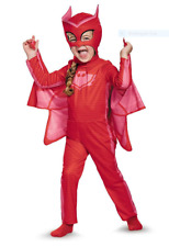 Disguise PJ Masks Owlette Classic Kids Toddler Halloween Costume 3T