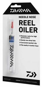 Daiwa Needle Nose Oiler - Reel Oil and Applicator for All Fishing Reels