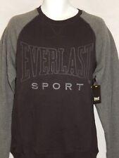NEW Everlast Boxing Shirt Vintage Sweatshirt MMA Gym Pullover Top Men's Sizes