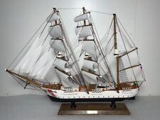 USS Coast Guard Model Ship USCGC Eagle