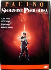 Dvd Seduzione pericolosa con Al Pacino 1989 Usato raro fuori cat.