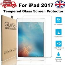 Bubble Free 2.5D REAL Tempered Glass Screen Protector for iPad 2017 A1822/A1823