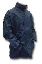 Raf Foul Weather JACKET / COAT, 100% Impermeable, Azul Perro Ideal Pie [ 29776 ]