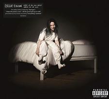 Billie Eilish-WHEN WE ALL FALL ASLEEP, WHERE DO WE GO? CD NUEVO