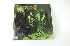 Set of 3 Cradle Of Filth Thornography - Autographed Booklets