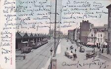 BELGIUM - Anvers / Antwerpen - Vue sur le Pilotage 1909