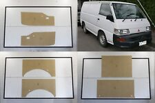 Mitsubishi Express Van Door & Cargo Panels SF SG SH SJ L300 Blank Trim Panels