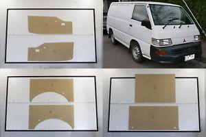 Mitsubishi Express Van Door & Cargo Panels SF SG SH SJ L300 Blank Trim Panels