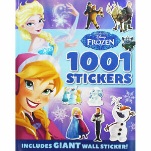 Disney Frozen - 1001 Stickers Activity Book
