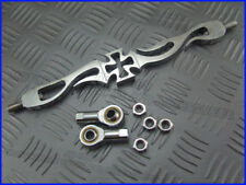 Chrome alloy shift link gear link custom or Harley linkage 07