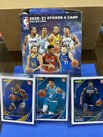2020-21 NBA Stickers + Card Collection * Rookie Cards ONLY * YOU PICK FREE SHIP