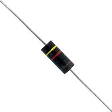 Resistors - 1 Watt, Carbon Composition, Resistance: 100 kOhm