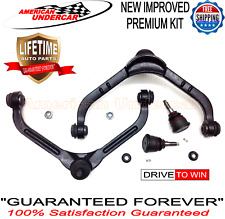 Lifetime Front Upper Control Arm & Lower Ball Joint Kit fit 02-04 Jeep Liberty