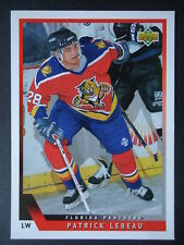 NHL 499 Patrick Lebeau Florida Panthers Upper Deck 1993/94