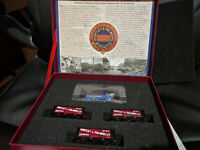 Hornby R3686 Huntley and Palmers Peckett W4 and 3 wagons ltd edition set
