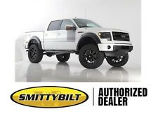 Smittybilt M1 Perfect Fit Fender Flares 09-14 Ford F-150 Pickup Truck 17394