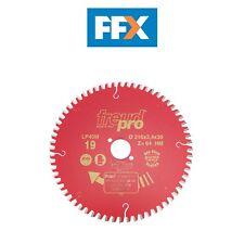 Freud lp40m 019 216mm x 2.4 x 30mm x 64t CRUZ Corte Hoja Sierra