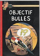 Objectif Bulles. 1989. Magazine alsacien de BD