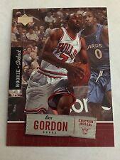 2005-06 Upper Deck Rookie Debut #12 - Ben Gordon - Chicago Bulls