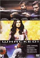 Whacked- DVD-  Brand New & Sealed- Fast Ship! OD-193