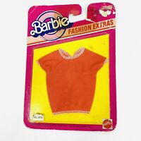 Barbie Mattel Fashion Extras 80s 1983 Barbie Clothes NEW