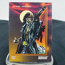 NOMAD Super Heroes 1992 Marvel #53 Impel