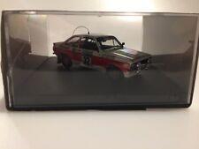1:43 Trofeu Ford Escort Mk II 1600 Rally 1976 Damage Showcase