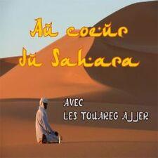 CD Au coeur du Sahara : les Touareg Ajjer / IMPORT