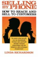 Selling by Phone: How to Reach and Sell to Customers in the Nineties (Paperback