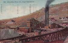 Postcard Elkton Mine Elkton Co Cripple Creek District