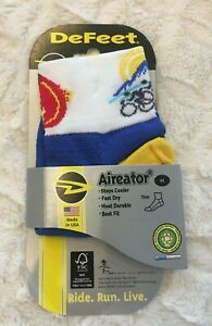 New Socks Bicycle Rides NW tour men's women's cycle Oregon Bicycle Ride 21-370