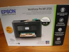 New Epson Work Force Pro Printer WF-3720 All In One Injet Printer C11CF24201
